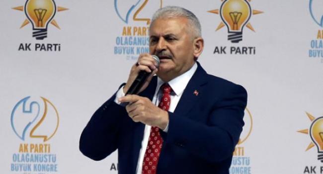 AK Parti Genel Başkanı 1405 oyla Binali Yıldırım seçildi