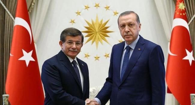 Başbakan Davutoğlu'nun istifasını kabul edildi