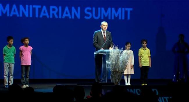 Cumhurbaşkanı Erdoğan: 'HERKES ELİNİ TAŞIN ALTINA KOYMALIDIR'