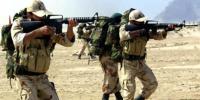 Operasyona İran askerlerinin de katıldı