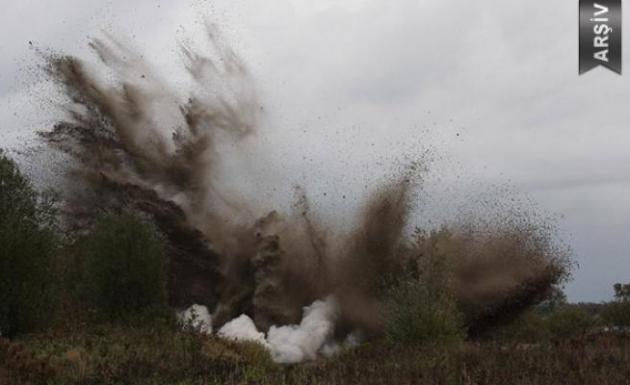 Afkanistan'da bomba patladı : 4 ölü, 5 yaralı