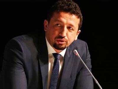 Türkoğlu istifa etti