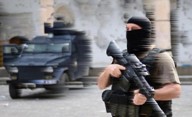 Van'da çatışma : 3 terörist öldürüldü