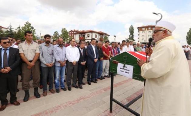 Ankara Kazan'da bir şehit haberi daha